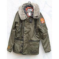 Зимняя куртка Аляска