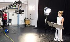 Прожектор Movofilms Sunfire 4000K LED свет Индия, фото 3