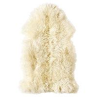 Шкура Овечья ЛУДДЕ белый ИКЕА, IKEA