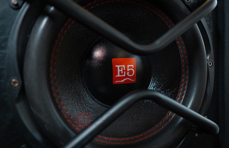 Активный сабвуфер 12 Element-5 A1208