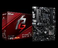 AMD AM4 X570 ASRock 4DDR4066 8SATA 2*M.2. HDMI ATX (X570 PHANTOM GAMING 4S), фото 1