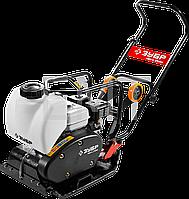 Виброплита бензиновая, двигатель Honda ЗВПБ-20 АХ серия «ПРОФЕССИОНАЛ» для асфальта