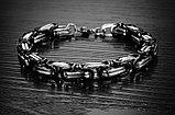 """Браслет """"Steel Rage Черный Титан"""", фото 5"""