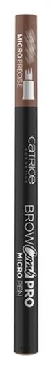 "Catrice маркер для бровей ""BROW COMB PRO MICRO PEN"" Тон 020 Soft brown"