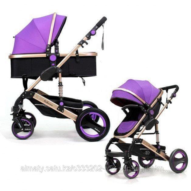 Детская коляска-трансформер  Belecoo 2в1