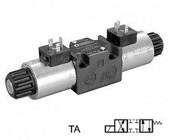 DS3-TA/11N-A00 - Распределитель гидравлический CETOP 03,  Элм.-Пруж., 90 л/мин, 350Бар, под катушку переменног