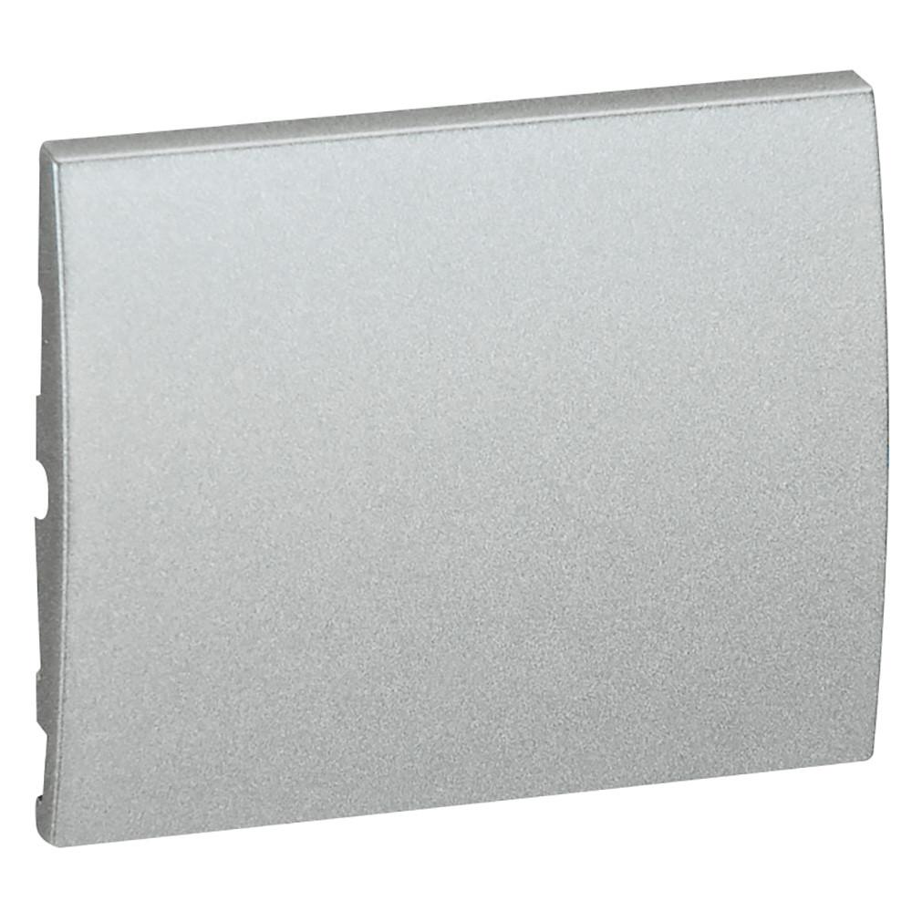 Лицевая панель для выключателя Алюминий /771310/