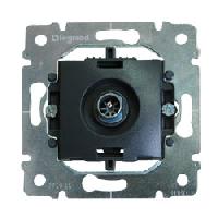 Розетка TV тип F подключение звезда /775680/