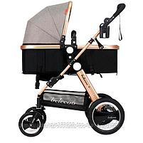 Детская коляска-трансформер  Belecoo 2в1, фото 2