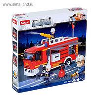 Конструктор «Пожарная машина», 343 детали