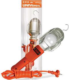 Светильник переносной ПВС 2*0,75 с выключателем 15м 220В Universal 996U-0115