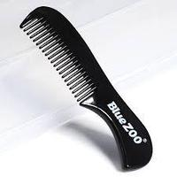 Мини-расчёска для усов и бороды Blue Zoo