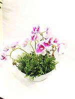 """Искусственный цветок """"Фаленопсис"""""""