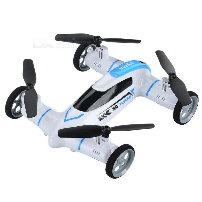 X9A Квадракоптер/машина 2 в 1