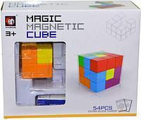 730B Магнитные детали  делаем Куб 54дет 16*19см