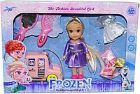 1116B Фрозен кукла автобус 23*32см
