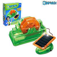 Электронный конструктор «Водяное колесо», работает от солнечной батареи, фото 1