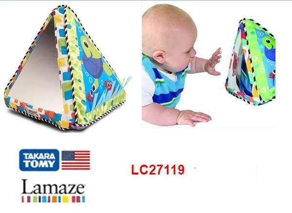 LC27119 Пирамидка с зеркалом