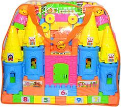 FX0512 Конструктор кубики Dream Castle 169 дет в сумке 30*33