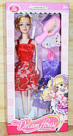 YSN-606 DREAM HOUSE кукла с аксесс., 32*15см