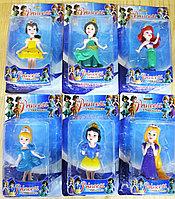 2939 Принцессы разные фигурки 6 видов 25*15см