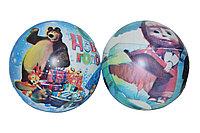 Гелевый мяч Маша и медведь