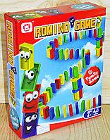 XS977-9 Домино настольная семейная игра Romio Game 24*20см