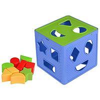 637 Кубик сортер Magical Form Cube 18*15см, фото 1