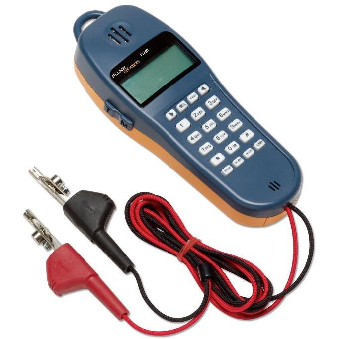 TS25D Test set + earphone + pouch