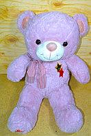 Мишка 50см с бантом и звездочки (цвет: зел,сирен,роз,голуб)