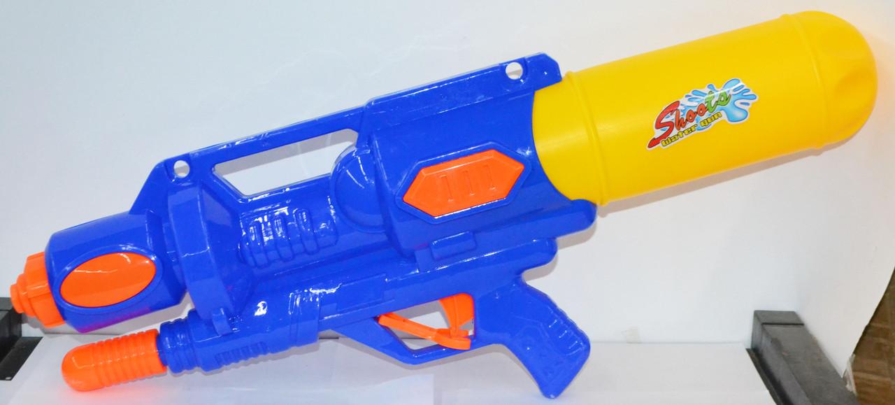 093-612 Водяной пистолет с насосом 58*24см