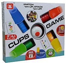 XS977-2 Развивающие игрушки Match'em up скоростные колпочки 31*27