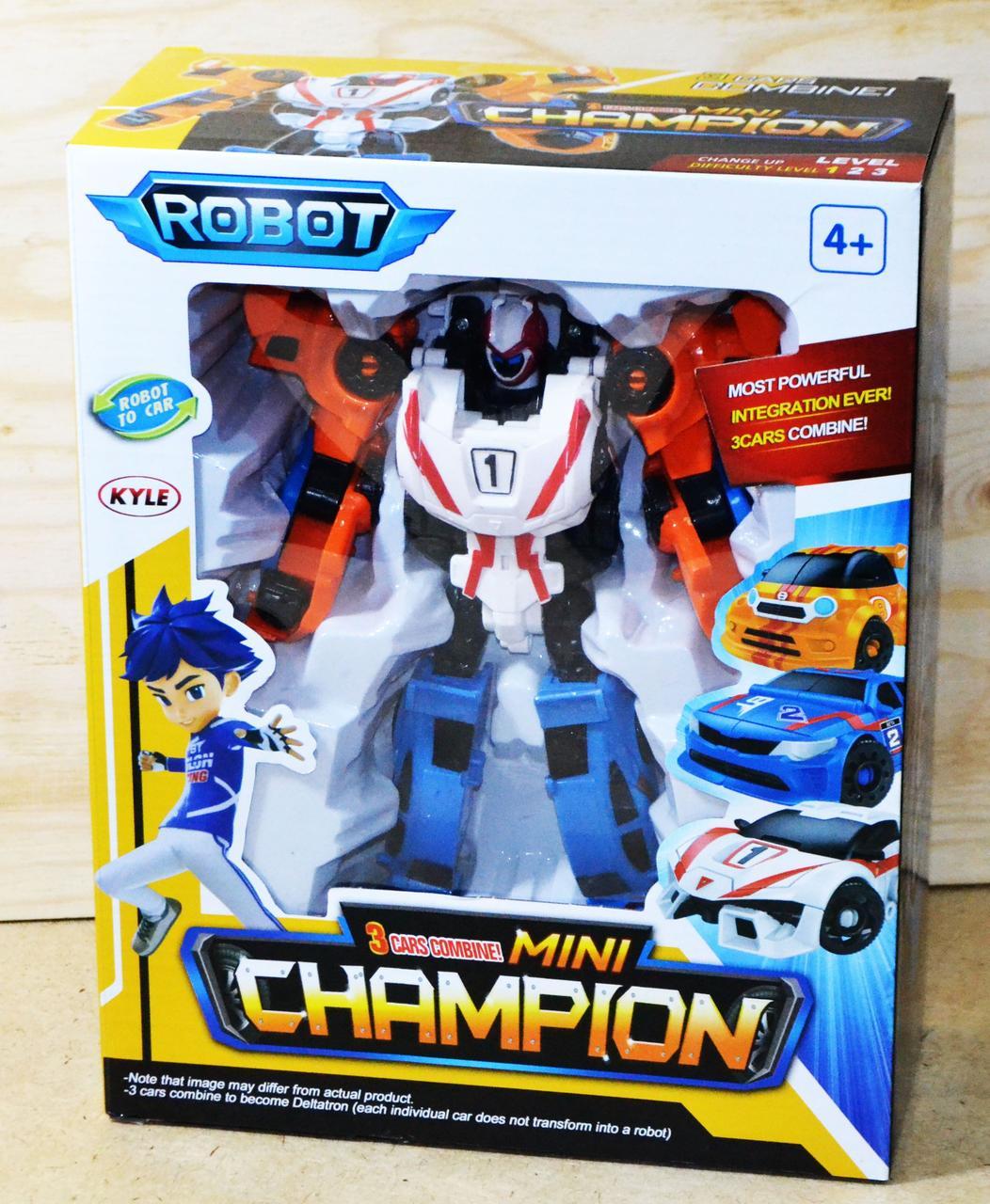 529 Тобот 3в1 Mini Champion 28*22см