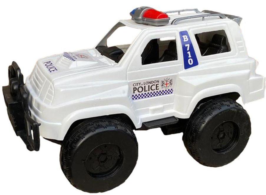 032-7 Джип полиция 40*22см
