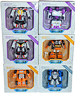 Помятая упаковка!! 533 Трансформер Robot  5 Deformation 18*16