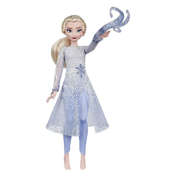 Disney Frozen: КУКЛА ХОЛ.СЕРДЦЕ 2 ИНТЕРАКТ.ЭЛЬЗА
