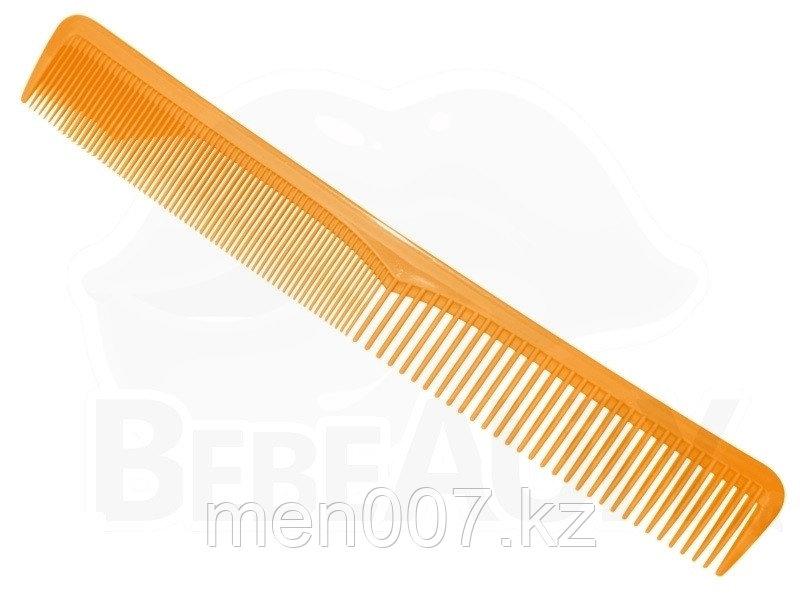EUROstil (расческа комбинированная оранжевая) 17,5 см
