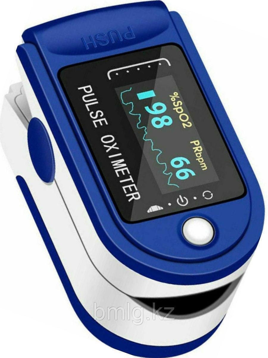 Пульсоксиметр напалечный Fingertip Pulse Oximeter