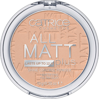 CATRICE. / Пудра Компактная All Matt Plus Shine Control Powder 025 SAND BEIGE