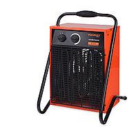 PATRIOT Тепловентилятор электрический PATRIOT PT-Q 9, 400В, терморегулятор, нерж.ТЭН, кабельный ввод.