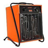 PATRIOT Тепловентилятор электрический PATRIOT PT-Q 30, 400В, терморегулятор, нерж.ТЭН, кабельнный ввод.