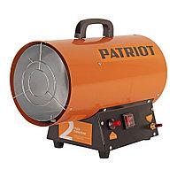 PATRIOT Калорифер газовый PATRIOT GS 16, 16 кВт, 350 мᵌ/ч, пьезо поджиг, редуктор, шланг.