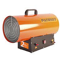 PATRIOT Калорифер газовый PATRIOT GS 30, 30 кВт, 650 м /ч, пьезо поджиг, редуктор, шланг.