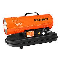 PATRIOT Калорифер дизельный PATRIOT DTC-125, 15 кВт, 350 м/ч, термостат.