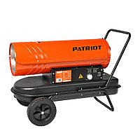 PATRIOT Калорифер дизельный PATRIOT DTC-228, 22 кВт, 588 мᵌ/ч, термостат, колеса.
