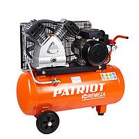 PATRIOT Компрессор PATRIOT REMEZA СБ 4/С- 50 LB 30 A - 420 л/мин, 10 Атм, 220 В, 2.2 кВт, Ресивер: 50 л,