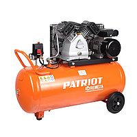 PATRIOT Компрессор PATRIOT REMEZA СБ 4/С-100 LB 30 A - 420 л/мин, 10 Атм, 220 В, 2.2 кВт, Ресивер: 100 л,