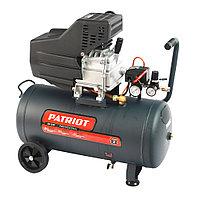 PATRIOT Компрессор Patriot поршневой масляный Professional 50-340, 340 л/мин, 8 бар, 2000 Вт, 50 л,