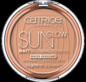 Бронзирующая пудра Sun Glow Matt Bronzing Powder 035 UNIVERSAL BRONZE