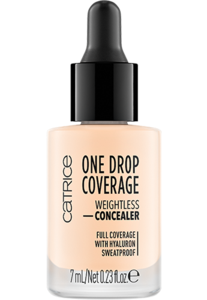 Консилер catrice  One Drop Coverage Weightless Concealer тон 002 TRUE IVORY